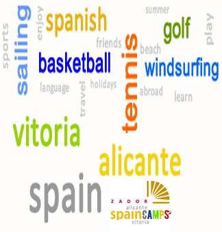 Language and Sports Camps in Spain