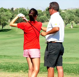 Golf camp Spain Alicante