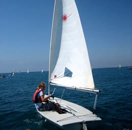 Sailing Camp in Spain Alicante