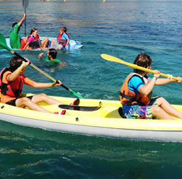 Water Sports Camp for Children in Spain Alicante